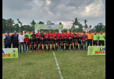Aroma Taram Juarai LDN (Liga Desa Nusantara 2019 seri Kabupaten Lima Puluh Kota