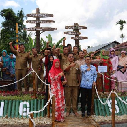 Album : Lomba Antar Jorong di Nagari Taram
